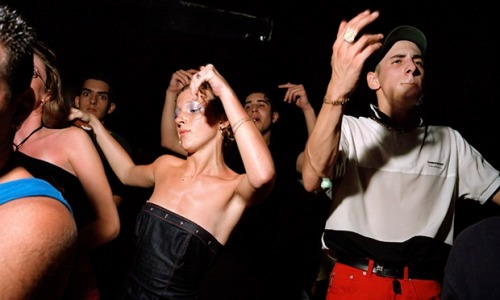 'They take you back to the real thing' … a shot from UKG, a photo book about the UK garage scene by