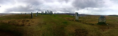 Callanish Standing Stones, Outer Hebrides