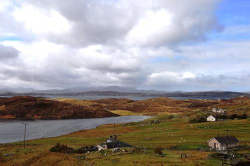 Outer Hebrides landscape