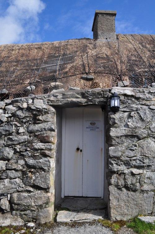 Blackhouse village hostel